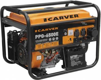 Генератор Carver PPG- 6500Е (01.020.00005)