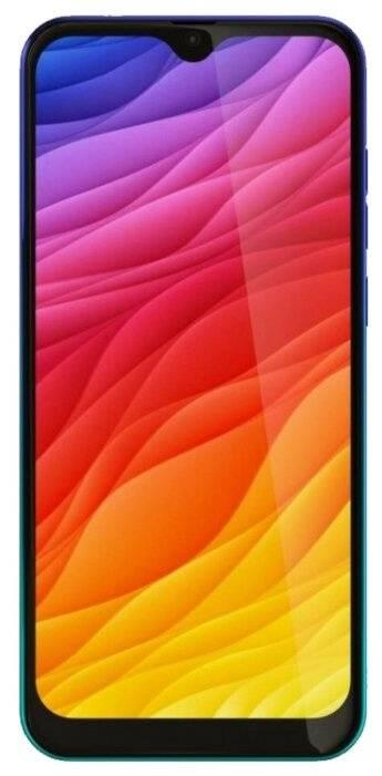Смартфон Haier Infinity I6 16ГБ северное сияние (TD0028278RU) - фото 1