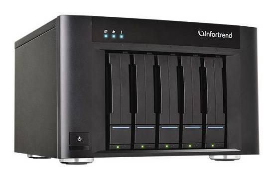 Система хранения Infortrend EonStor GSe Pro 105-C (GSEP1050000C-8732) - фото 1