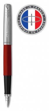 Ручка перьевая Parker Jotter Original F60 Red CT красный/черный (r2096898)
