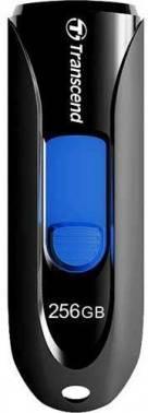 Флешка Transcend Jetflash 790 256ГБ USB3.0 черный/синий (TS256GJF790K)