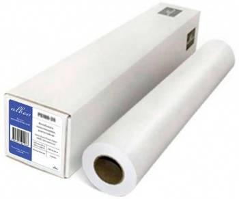 """Бумага Albeo Z80-24-1 24""""(A1) 610мм-45.7м 80г/м2"""