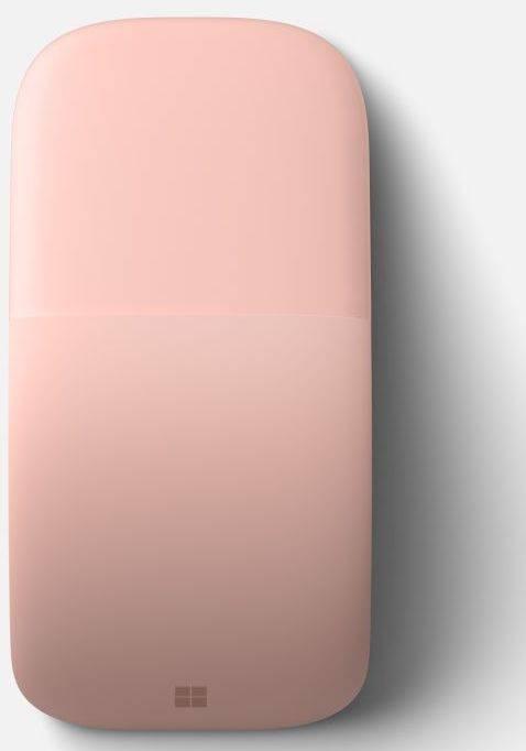 Мышь Microsoft ARC розовый (ELG-00039) - фото 1