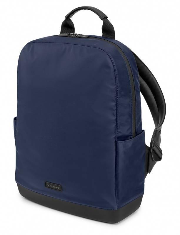 Рюкзак Moleskine Ripstop темно-синий - фото 1