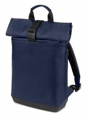 Рюкзак Moleskine Rolltop синий сапфир (ET86RBKB20)