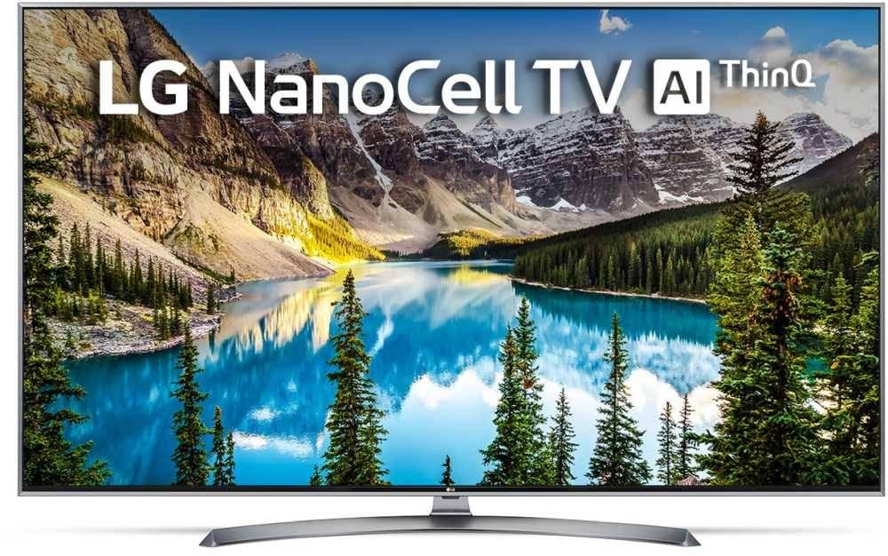 Телевизор LG 43UJ750V - фото 1