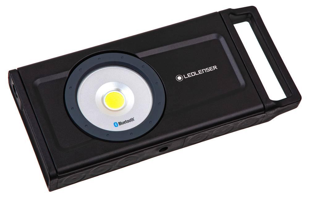 Универсальный фонарь Led Lenser IF8R черный (502002) - фото 1