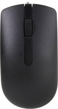 Мышь Dell MS116 серый (570-aait)