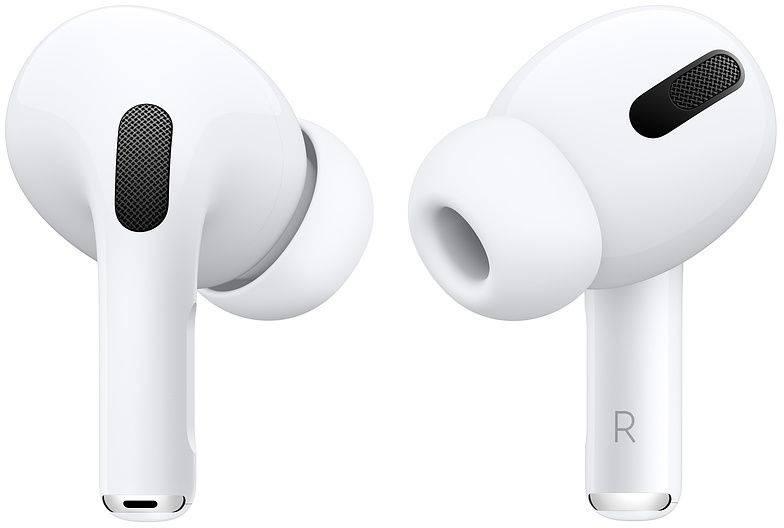 Гарнитура Apple AirPods Pro белый (MWP22RU/A) - фото 1