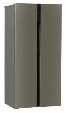 Холодильник Hyundai CS4505F нержавеющая сталь (CS4505F НЕРЖ СТАЛЬ)