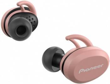 Гарнитура Pioneer SE-E8TW-P розовый/черный