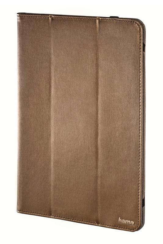 """Чехол Hama Fold Uni, для планшета 7"""", коричневый (00182365)  - фото 1"""