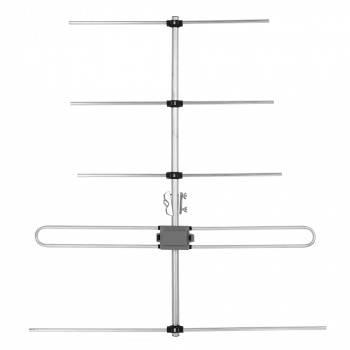 Телевизионная антенна Starwind CA-300 серебристый