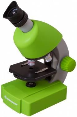 Микроскоп Bresser Junior 70124 зеленый