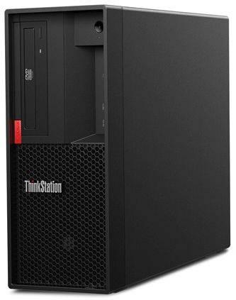Рабочая станция Lenovo ThinkStation P330 черный (30CY003TRU) - фото 1