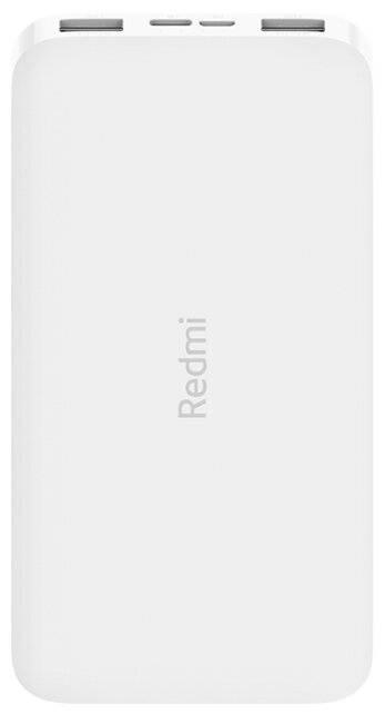 Мобильный аккумулятор XIAOMI Redmi Power Bank PB100LZM белый (VXN4286GL(VXN4266CN)) - фото 1