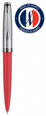 Ручка шариковая Waterman Embleme Red CT (2100326)