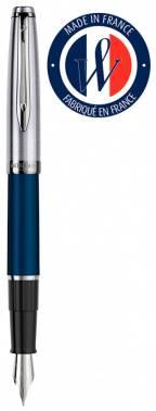 Ручка перьевая Waterman Embleme Blue CT (2100380)