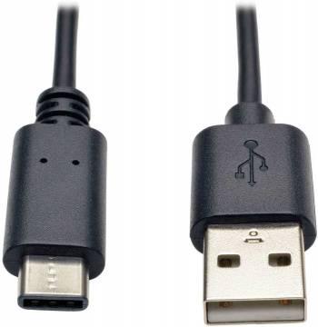 Кабель Tripplite U038-003 USB (m)-USB Type-C (m) 0.9м