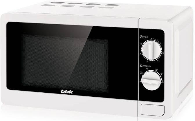 СВЧ-печь BBK 20MWS-701M/W C_W белый - фото 1