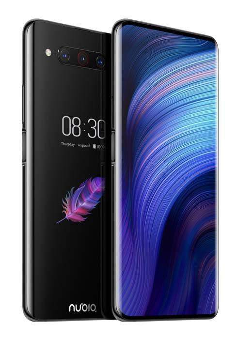Смартфон Nubia Z20 128ГБ черный (Z20)  - фото 1