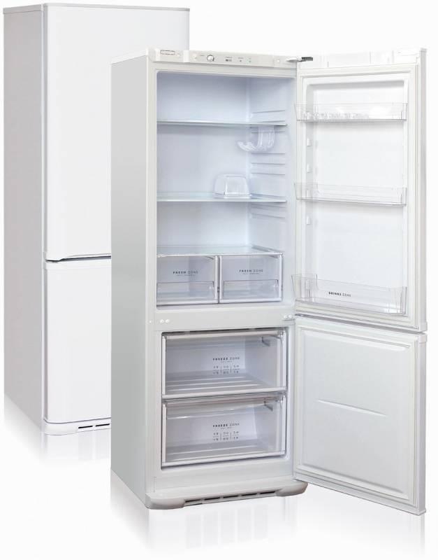 Холодильник Бирюса Б-634 белый - фото 1