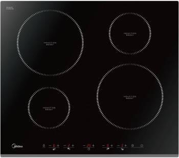 Индукционная варочная поверхность Midea MIH64516F черный