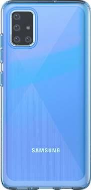 Чехол Samsung araree A cover, для Samsung Galaxy A51, синий (GP-FPA515KDALR)