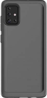 Чехол Samsung araree A cover, для Samsung Galaxy A71, черный (GP-FPA715KDABR)