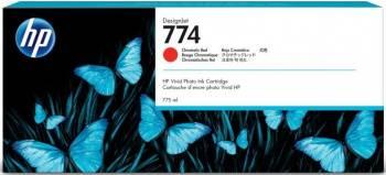 Картридж HP 774 красный (p2w02a)