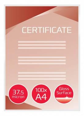 Пленка для ламинирования GBC 3745103 A4 37.5мкм (200шт)