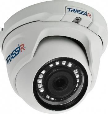 Видеокамера IP Trassir TR-D8121IR2 белый (tr-d8121ir2 (2.8 mm))