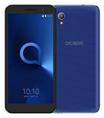 Смартфон Alcatel 1 5033D 8ГБ темно-синий (5033D-2JALRUA)