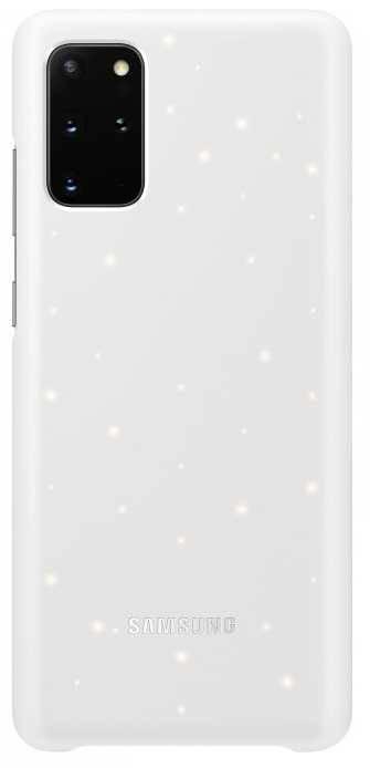 Чехол Samsung Smart LED Cover, для Samsung Galaxy S20+, белый (EF-KG985CWEGRU) - фото 1