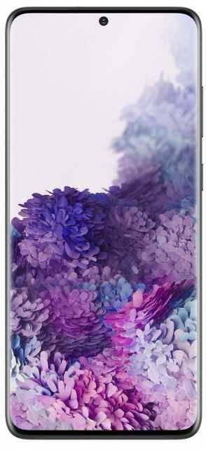 Смартфон Samsung Galaxy S20+ SM-G985F 128ГБ черный (SM-G985FZKDSER) - фото 1