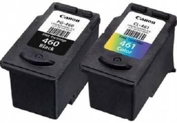 Картридж Canon PG-460/CL-461 черный/трехцветный (3711c004)