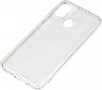 Чехол Redline iBox Crystal, для Samsung Galaxy M30s, прозрачный (УТ000020422)