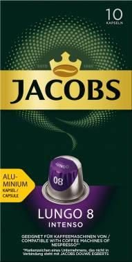 Кофе капсульный Jacobs Monarch Lungo 8 Intenso Nespresso (8052285)