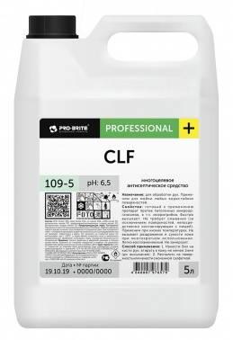 Антисептик Pro-Brite Professional CLF жидкость 5л, для рук и поверхностей (109-5)