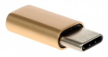Переходник Redline micro USB B (m)-USB Type-C (f) (ут000013669)