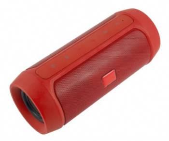Колонка портативная Redline Tech BS-02 красный (ут000017805)