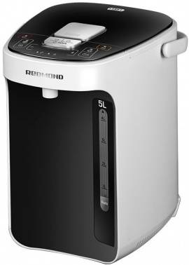 Термопот Redmond RTP-805 черный/серебристый