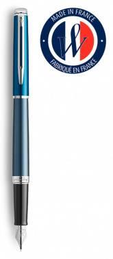 Ручка перьевая Waterman Hemisphere Sea Blue (2118237)