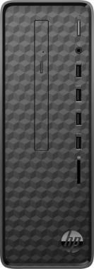 Компьютер HP Slimline S01-aF0002ur черный (14q96ea)