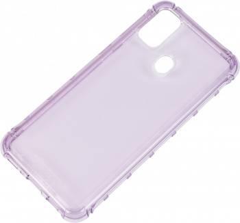Чехол Samsung araree M cover, для Samsung Galaxy M21, пурпурный (GP-FPM215KDAER)