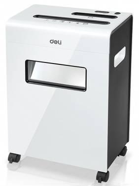 Уничтожитель бумаги Deli E9911-EU (плохая упаковка)