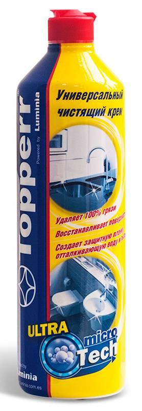 Крем чистящий Topperr 3437 750мл лимон - фото 1