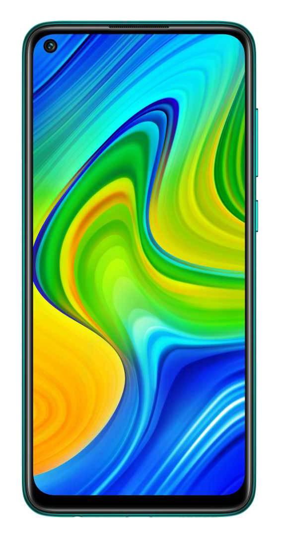 Смартфон Xiaomi Redmi Note 9 64ГБ зеленый (27983) - фото 1