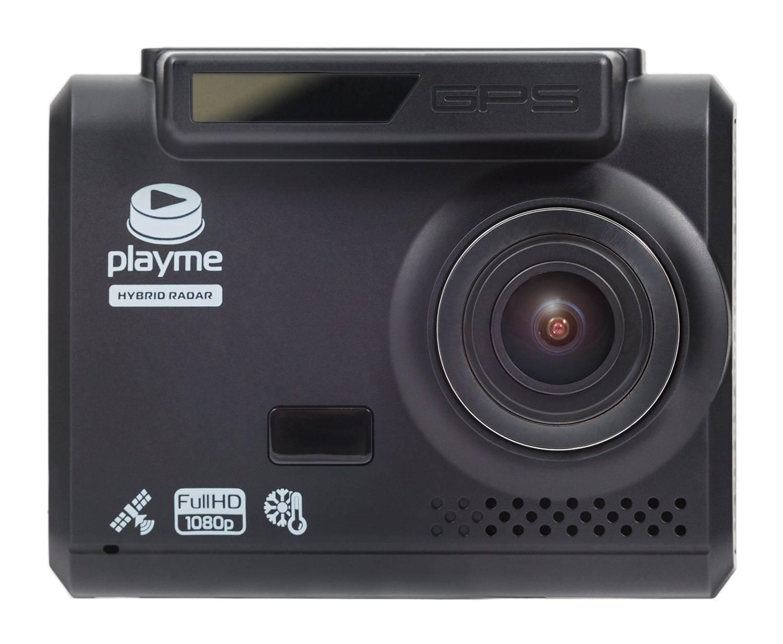 Видеорегистратор с антирадаром Playme ALPHA - фото 1