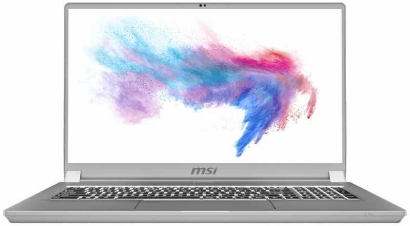 "Ноутбук 17.3"" MSI Creator 17 A10SFS-471RU серый (9S7-17G312-471) - фото 1"